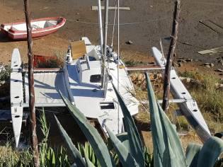 Trimaran Med Sail 23