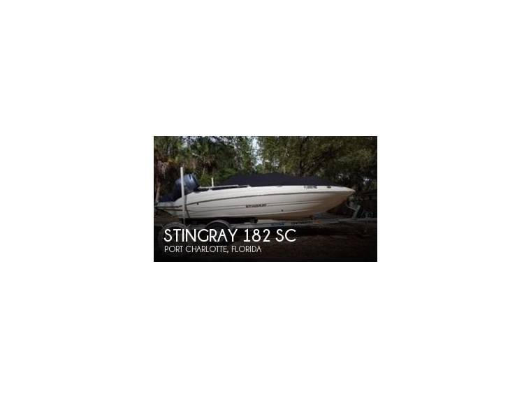 ray 182 SC Deck Boat