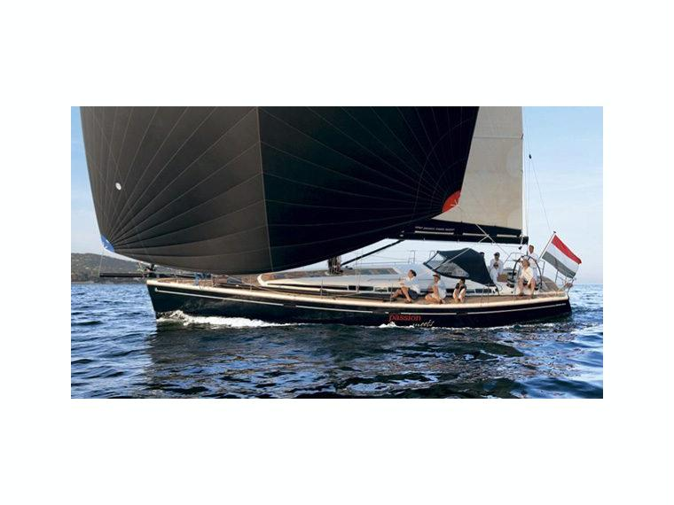Dehler 47 Sq Id12048 In Barcelona Sailing Cruisers