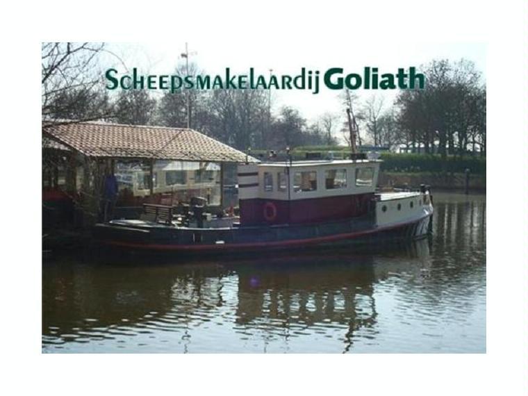 SLEEPBOOT 13.58 Amsterdammer sleepboot
