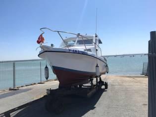 barco cabinado