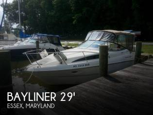 Bayliner 29