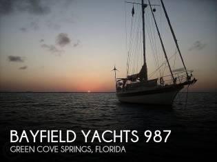Bayfield Yachts 36 Cutter