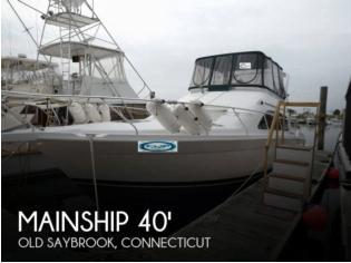 Mainship 40 Sedan Bridge