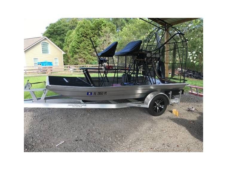 2015 Alumitech airboat in Florida | Power boats used 84848