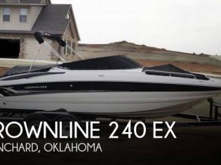 Crownline 240 EX