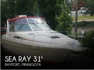 sea ray 310 sundancer in florida cruisers used 09754 - inautia