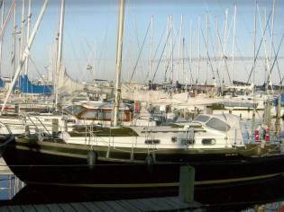 Terry Erskine Yachts Devon Golden Hind 31