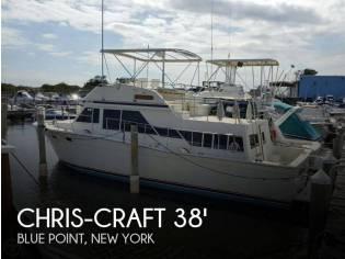 Chris-Craft 380 Corinthian