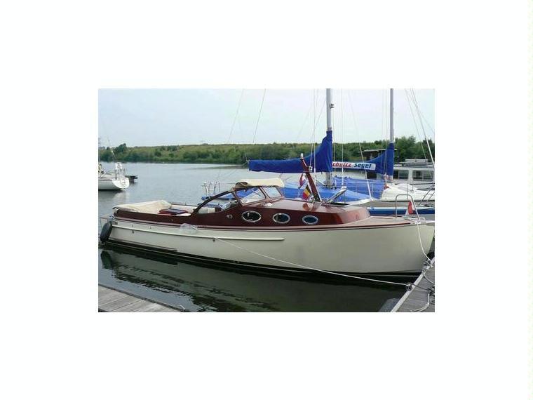da vinci 29 in bremen power boats used 56655 inautia. Black Bedroom Furniture Sets. Home Design Ideas