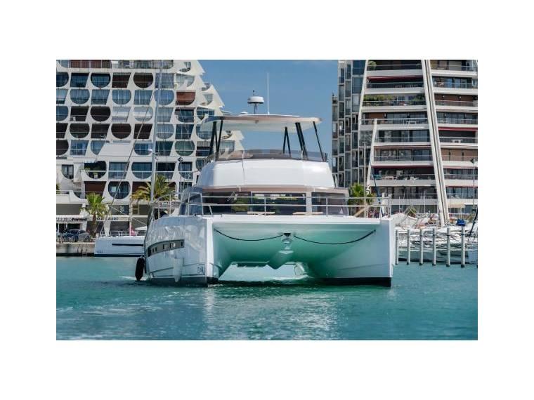 4.3 Motor Yacht 2020