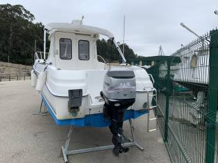 Quicksilver 640 Pilothouse