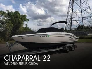 Chaparral 226 SSI