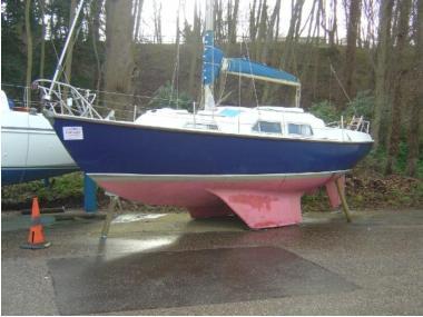 Sabre 27 Bilge Keel in Suffolk | Sailboats used 56549 - iNautia