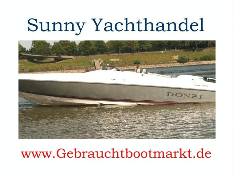 Donzi 27 ZR in Germany | Speedboats used 05349 - iNautia