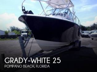 Grady-White 252G Sailfish