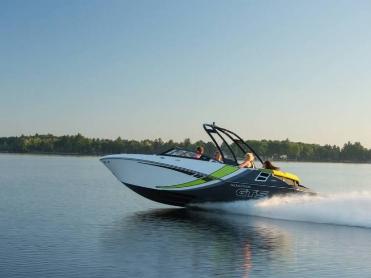 Glastron GTS 225 in Netherlands | Open boats used 01975