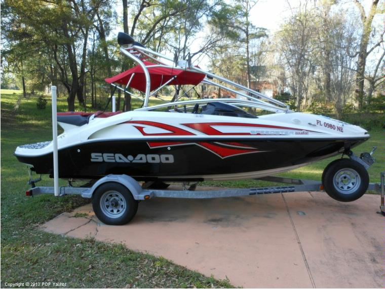 Sea Doo Speedster 200 Wake Edition In Rest Of The World