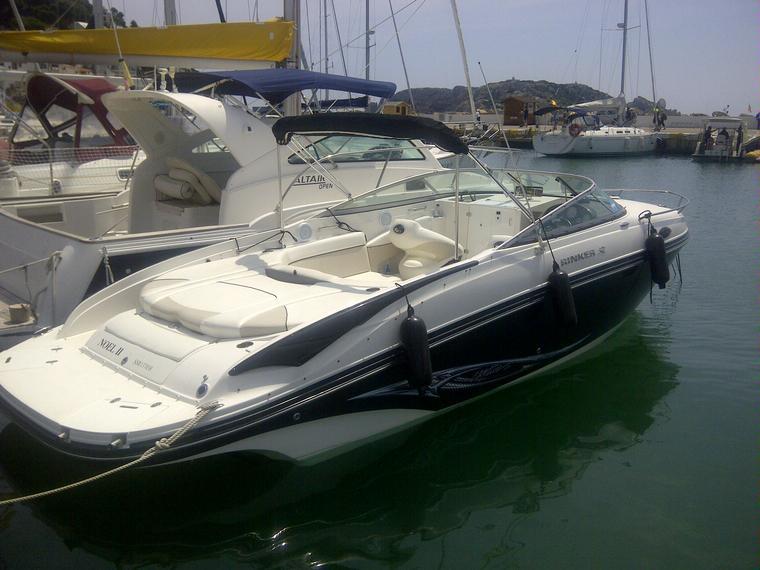 Rinker 246 Cc In Cn L 180 Estartit Speedboats Used 48535