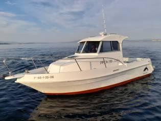 Orca 780 Cabin