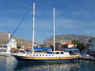 Gulet 26m with7  Cabins
