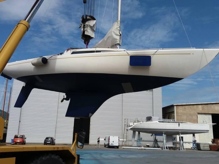 H-Boat Ott Yacht in Liguria | Cutters used 48544 - iNautia