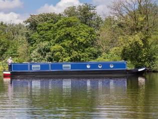 Tingdene TylerBroom 58' Narrowboat