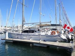Nauticat 515 pilothouse