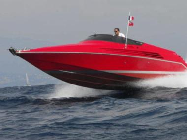Riva Ferrari 'Special' Offshore Powerboat in France | Power