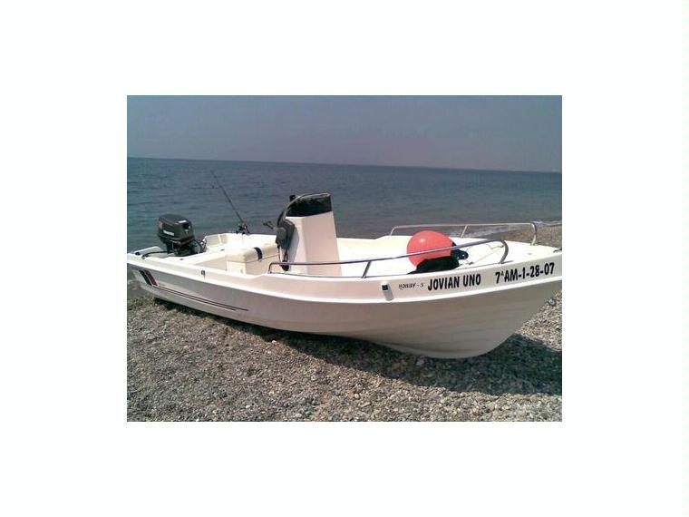 barco hobby 5 motor 25 cv todoterreno in almer u00eda
