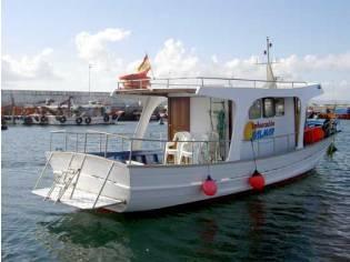 Barco de Recreo y Pesca