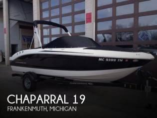 Chaparral 19 H2O Sport