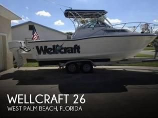Wellcraft 2600 Coastal