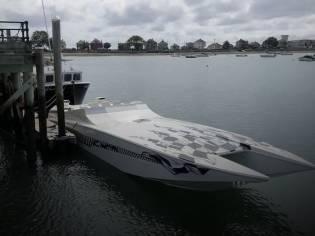 Ocean Express 48 Super Cat