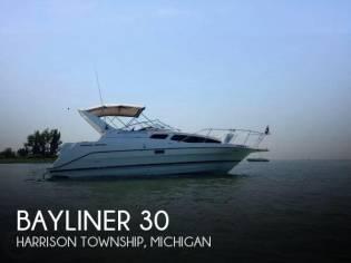 Bayliner Ciera 2855 Sunbridge