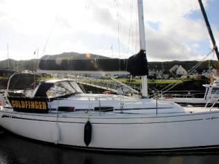 BAVARIA YACHTS BAVARIA 30 CRUISER SHALLOW DRAFT in Morbihan