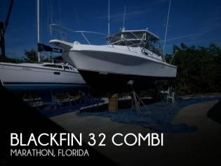 Blackfin 32 Combi