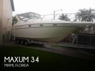 Maxum 34