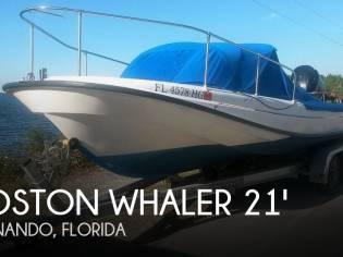 Boston Whaler Outrage 21