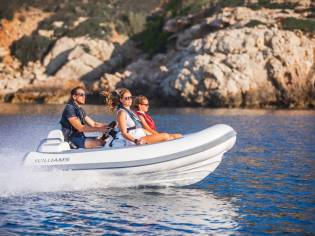 Williams Jet Tenders Minijet 280 new for sale 05352 | New Boats for