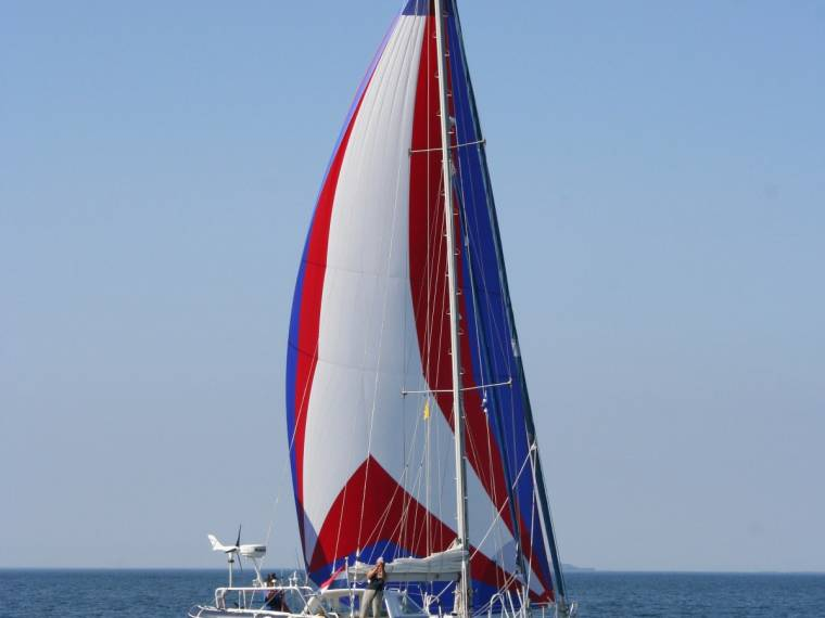 Garcia Pessoa 47 Centerboard in Utrecht | Sailing yachts used 52101