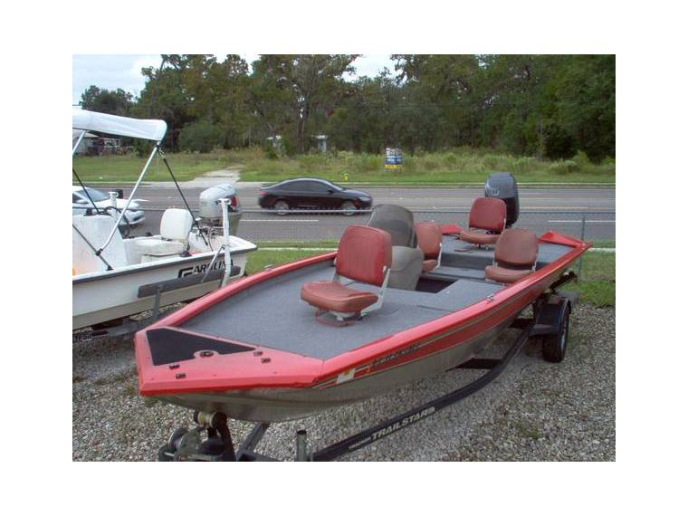 2005 Tracker 18 PT 185 Spec Edition in Florida | Power boats used