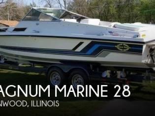 Boat Magnum 27' | iNautia com - iNautia