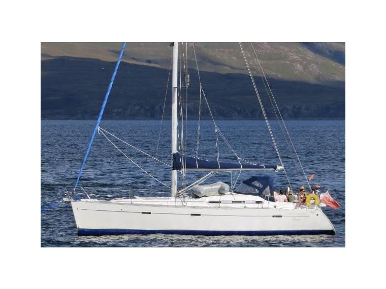 Beneteau Oceanis Clipper 393 In Dumfriesshire Sailing Cruisers