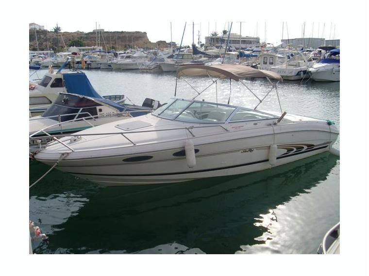 Sea Ray 230 Overnighter in Alicante | Speedboats used 66695