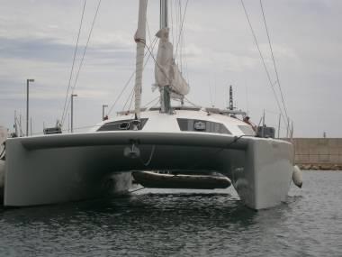 Flash Cat 52 Sailing