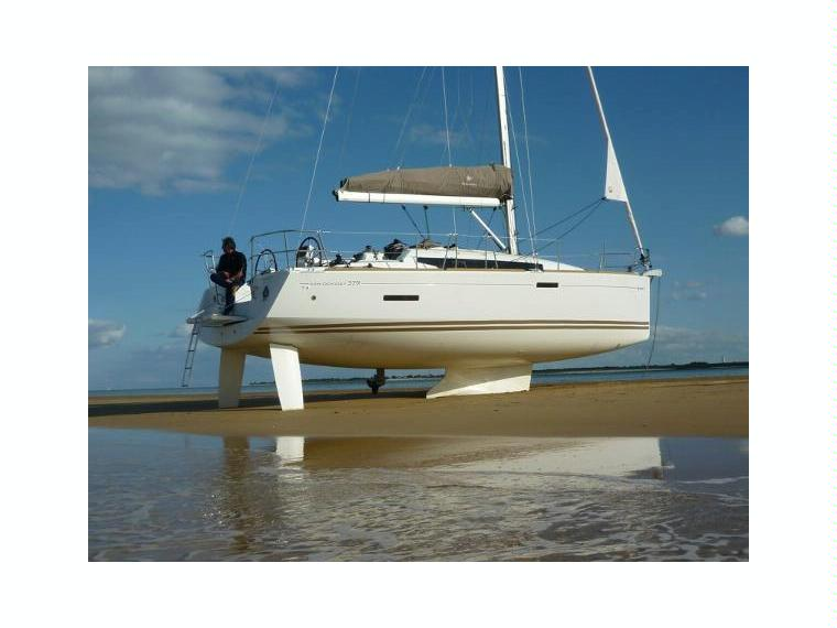 Jeanneau Sun Odyssey 379 Lifting Keel New For Sale 57564 New Boats