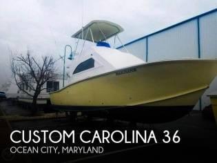 Custom Carolina 36