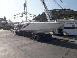 Gray Top Gun Holder 12 Sailboat Boat Deck Cover
