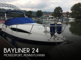 Bayliner Ciera 2455